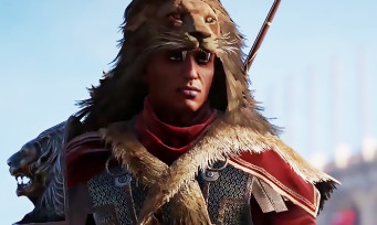 """Assassin's Creed Origins : le trailer du DLC """"Roman Centurion"""""""