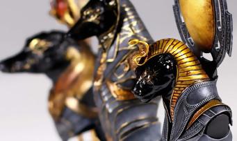 Assassin's Creed Origins : une figurine des Dieux en résine à 500 dollars