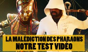 "Test Assassin's Creed Origins : que vaut ""La Malédiction des Pharaons"" ?"