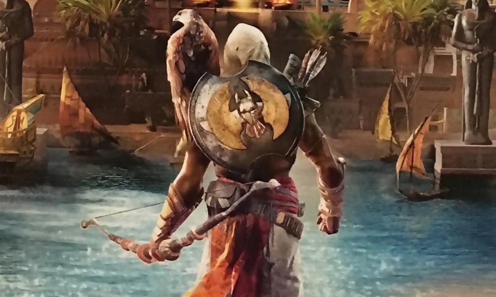 Assassin S Creed Origins Voil 224 Toutes Les Nouveaut 233 S Du Jeu