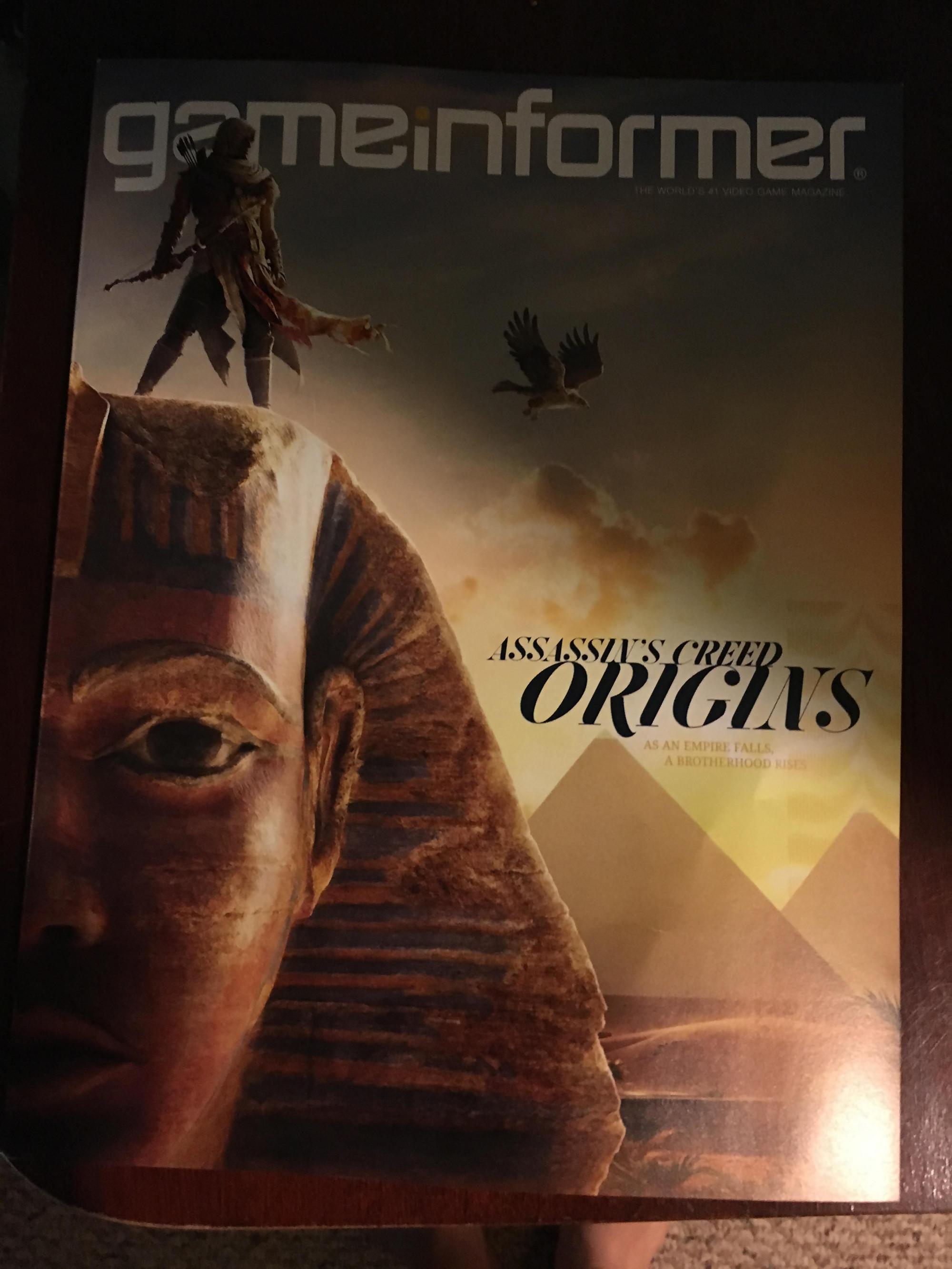 Assassin's Creed Origins : voilà toutes les nouveautés du jeu
