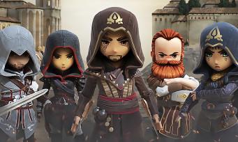 Assassin's Creed Rebellion : tout ce qu'il faut savoir sur le jeu