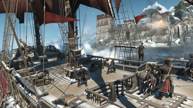 Assassin s Creed Rogue Remastered