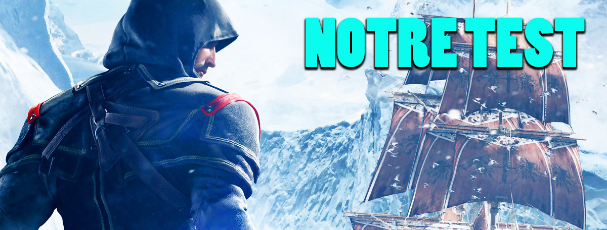Test Assassin's Creed Rogue Remastered : un remaster inutile ?