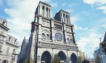 Notre-Dame : Assassin's Creed Unity téléchargé en masse