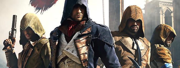 Test Assassin's Creed Unity sur PS4 et Xbox One