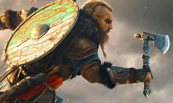 Assassin's Creed Valhalla : un premier trailer grandiose !