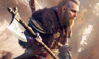 Assassin's Creed Valhalla : du gameplay tranchant en 4K sur Xbox Series X
