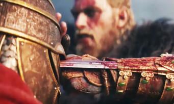Assassin's Creed Valhalla : une pub TV très brutale pour le jeu