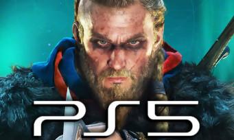 Assassin's Creed Valhalla : voici le framerate et la résolution sur PS5