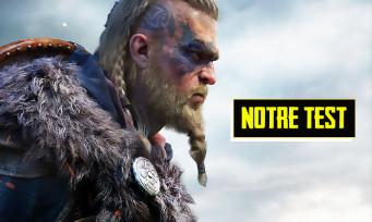 Test Assassin's Creed Valhalla : Eivor, le Viking haut-standing