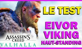 Test Assassin's Creed Valhalla : voici notre avis en vidéo !
