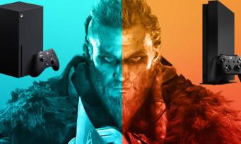 Assassin's Creed Valhalla : une vidéo Xbox Series X vs. Xbox One X