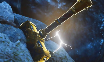 Assassin's Creed Valhalla : la soluce pour avoir l'armure de Thor et Mjolnir