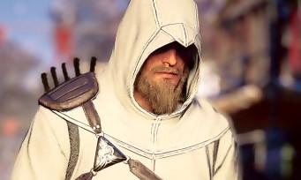 Assassin's Creed Valhalla : astuce et soluce pour débloquer la tenue d'Altair