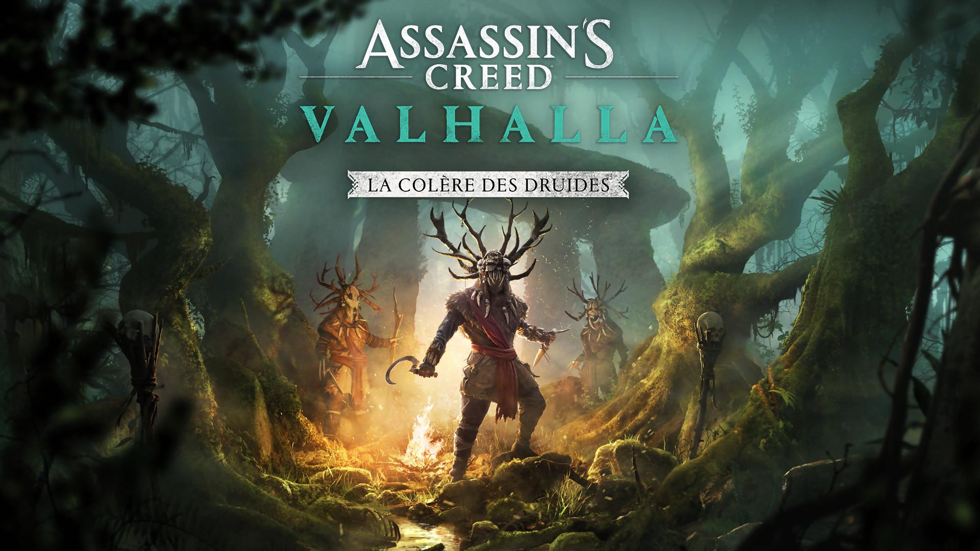 Assassin's Creed Valhalla détaille déjà son contenu post-lancement