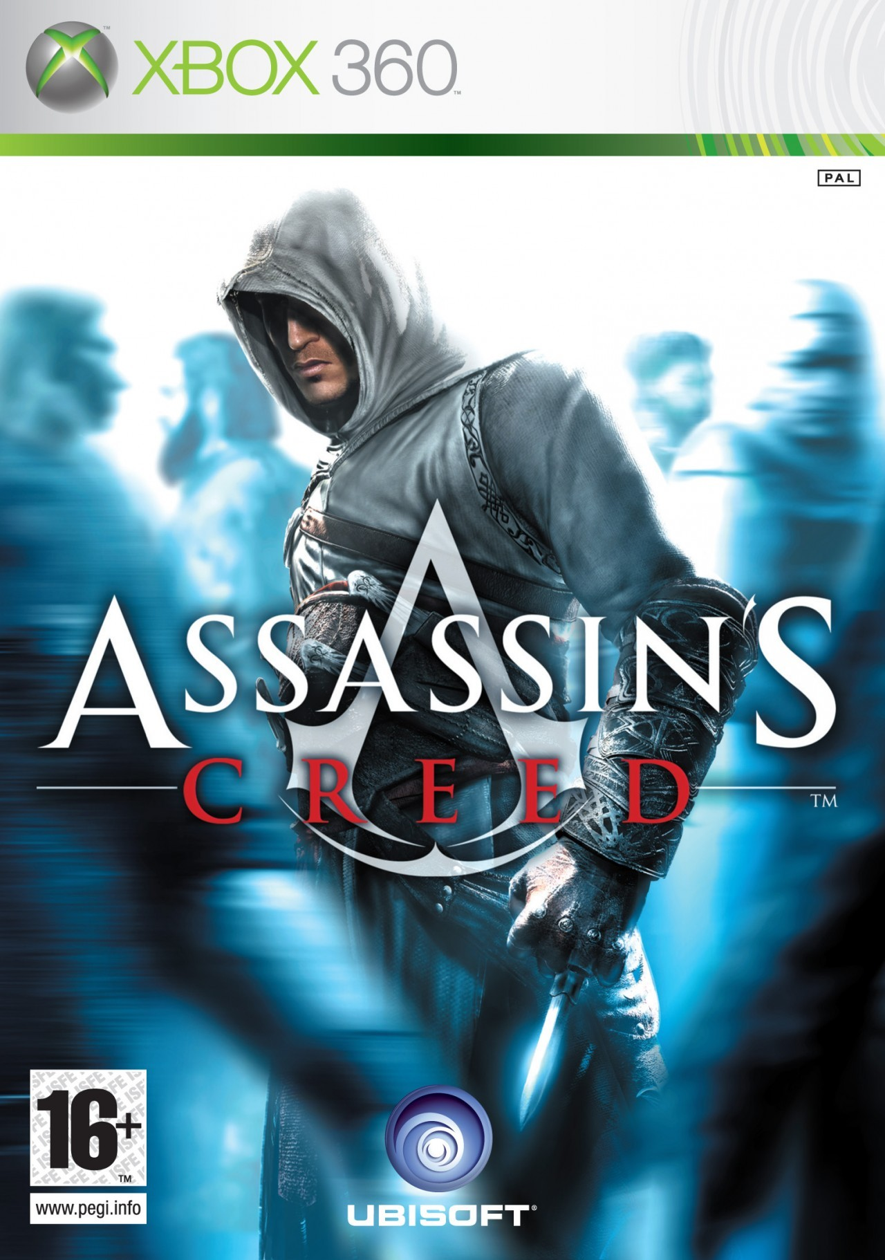 Jaquettes Assassin's Creed