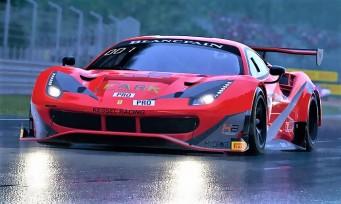 Assetto Corsa Competizione : une vidéo de gameplay en pleine nuit