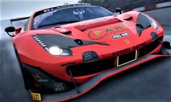 Assetto Corsa Competizione : voici le trailer de lancement sur Steam