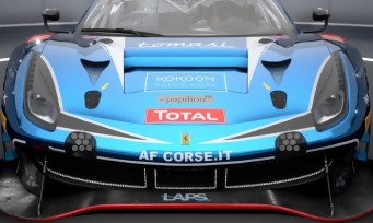 Assetto Corsa Competizione : du gameplay en Ferrari 488 GT3