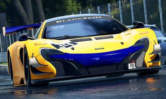 Assetto Corsa Competizione : un trailer fou pour la version 1.1