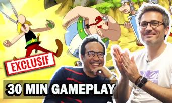 Astérix & Obélix Baffez-les Tous : on y joue 30 min sur Nintendo Switch