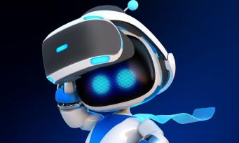 Astro Bot : trailer de gameplay sur PlayStation VR