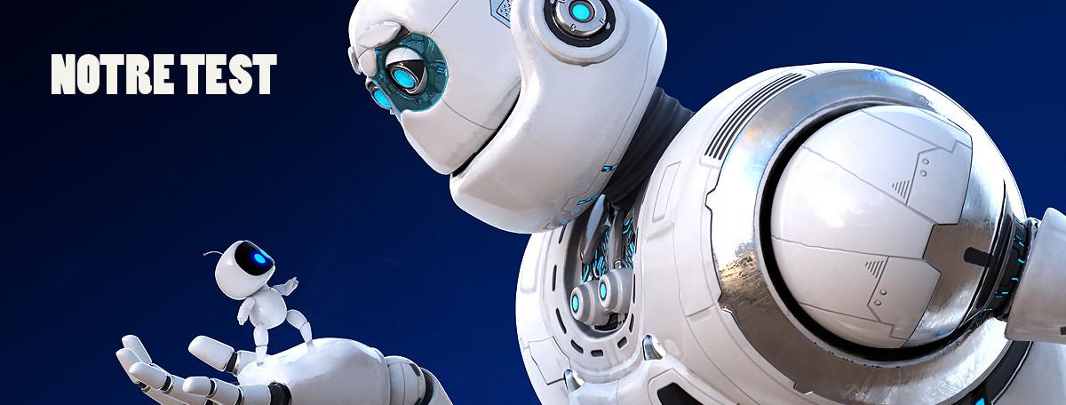 Test Astro Bot sur PS4 : le meilleur jeu du PlayStation VR, c'est lui !