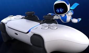 Astro's Playroom : le jeu annoncé sur PS5 en vidéo, il sera pré-installé