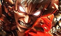 Asura's Wrath : une vidéo épique