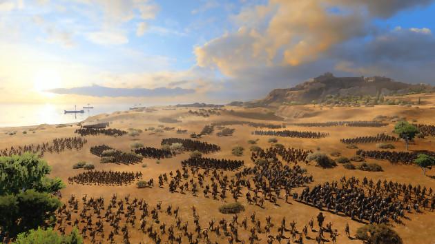 A Total War Saga : Troie