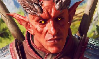 Baldur's Gate 3 : une heure de gameplay en compagnie du studio
