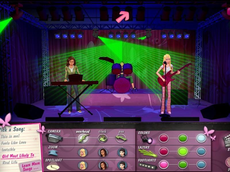 Barbie Diaries: High School Mystery - PC | gamepressure.com