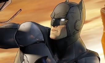 Batman A Telltale Game Series : bande-annonce de l'épisode 2