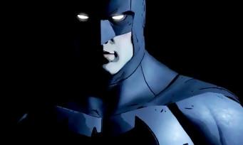 Batman A Telltale Game Series : voici le trailer du Batman des créateurs de The