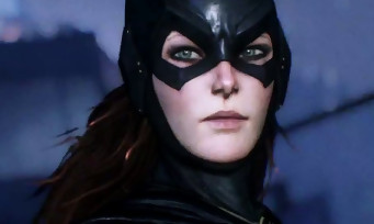 Batman Arkham Knight : trailer du DLC de Batgirl
