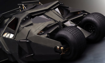 Batman Arkham Knight : la Batmobile du Dark Knight bientôt disponible