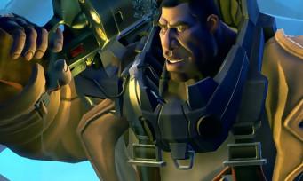 Battleborn : Ghalt et Deande gameplay trailer