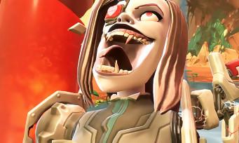 Battleborn : trailer de gameplay de Beatrix, le 30ème personnage
