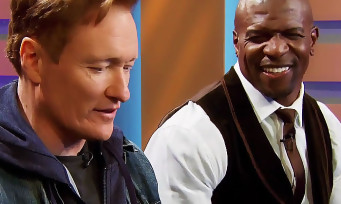 Battlefield 1 : Conan O'Brien teste le jeu avec Terry Crews