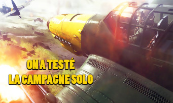 Battlefield 5 : on a testé la campagne solo, le truc que n'a pas Call of Duty