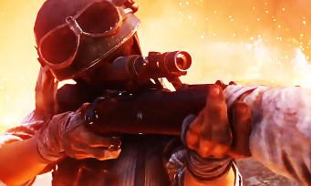 """Battlefield 5 : le battle royale """"Firestorm"""" s'offre un trailer enflammé, à voir"""