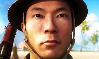 Battlefield 5 : un trailer sanglant pour Guerre du Pacifique