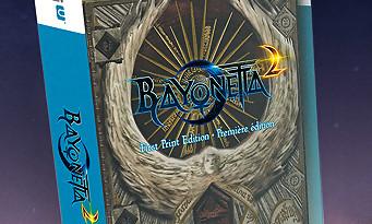 Bayonetta 2 : la First Print Edition en images