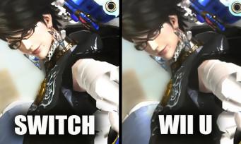 Bayonetta 2 : Wii U Vs Switch quelle version est la plus belle ?