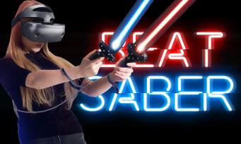 Beat Saber : le jeu a fait danser plus d'1 million de personnes, un joli score