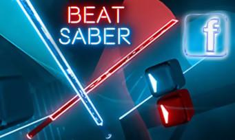 Beat Saber : Facebook rachète le studio Beat Games !