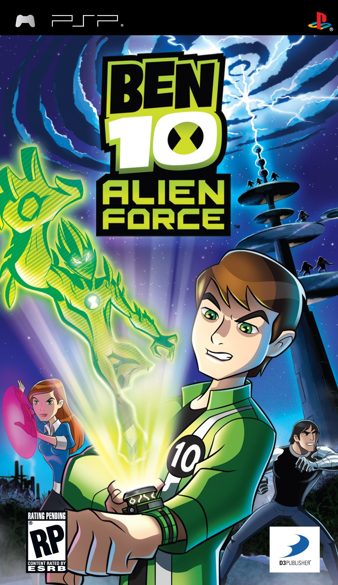 ben 10 alien force download for android