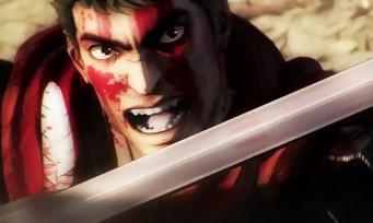 Berserk Muso : trailer de gameplay des boss les plus gluants