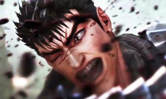 Berserk : voilà le trailer qui confirme que le jeu sortira bien en Europe